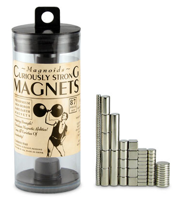 Attracting And Repelling Magnets