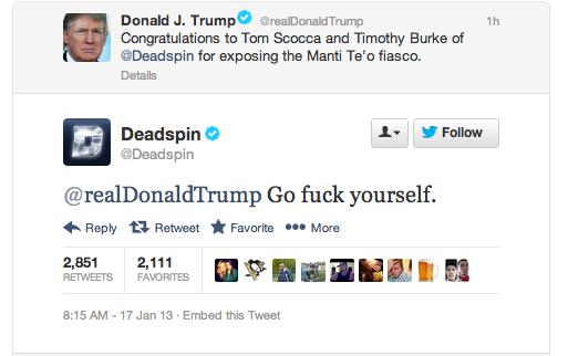 f-u-trump