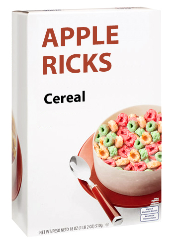 cereal-Apple-Ricks