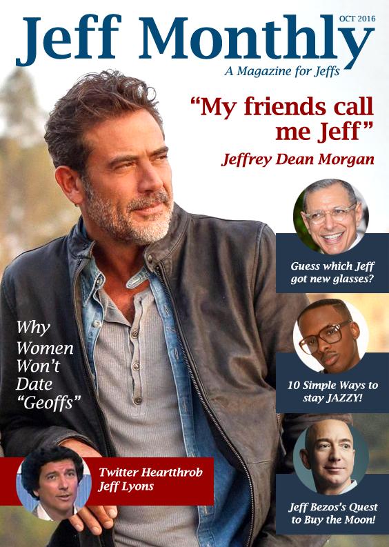 Jeff Monthly