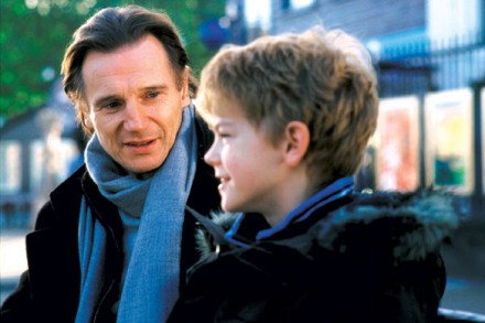 Liam Neeson Kids 2012