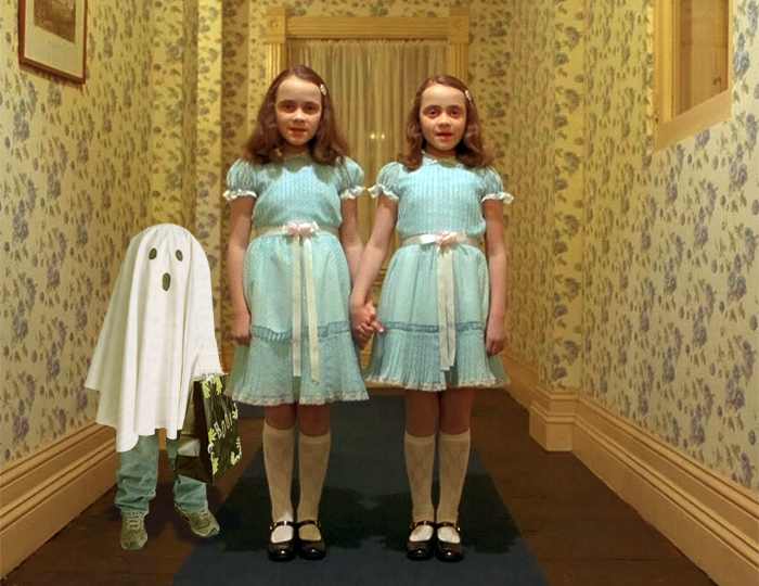 The Shining Ghost