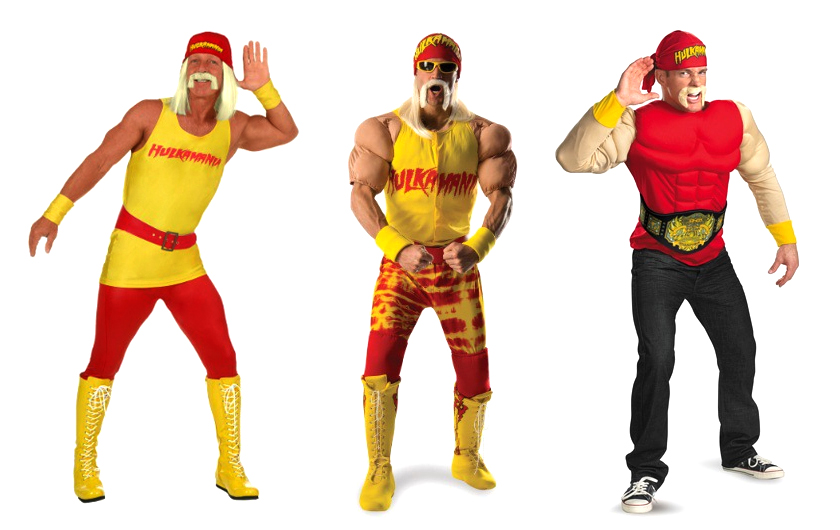 When you and your two Hulkamaniac buds all have different budgets for your costumesu2026  sc 1 st  UsedWigs & I Viewed 2948 Menu0027s Halloween Costumes Here Are The Best (Worst)