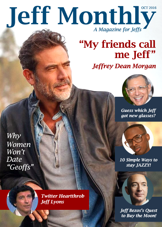 Jeff Monthly